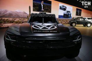 """Volkswagen представил """"безумный"""" вездеход"""