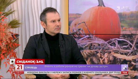 """Святослав Вакарчук про події Революції гідності, знаковий концерт на Майдані та партію """"Голос"""""""