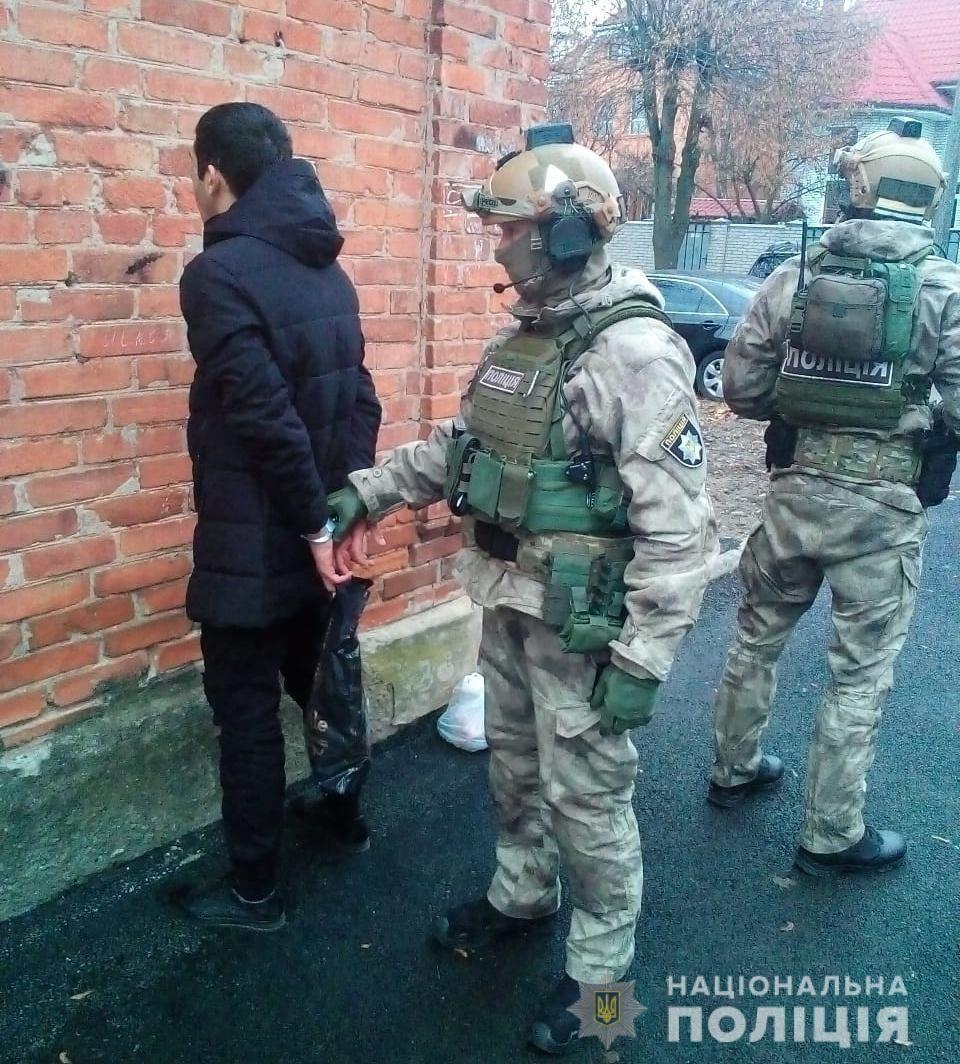 затримання росіянина з ІД у Житомирі_2