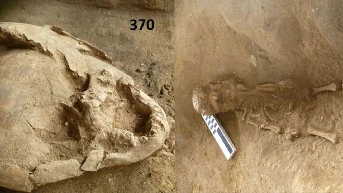 черепе немовляти, знайдений в Еквадорі 2