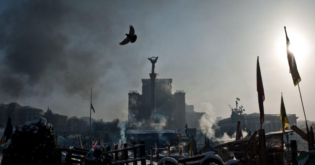 """Вступил в силу закон о введении статуса пострадавших участников """"Революции достоинства"""""""