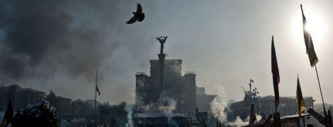 """""""Мне было 12 и я была на Майдане"""". Украина отмечает День Достоинства и Свободы"""