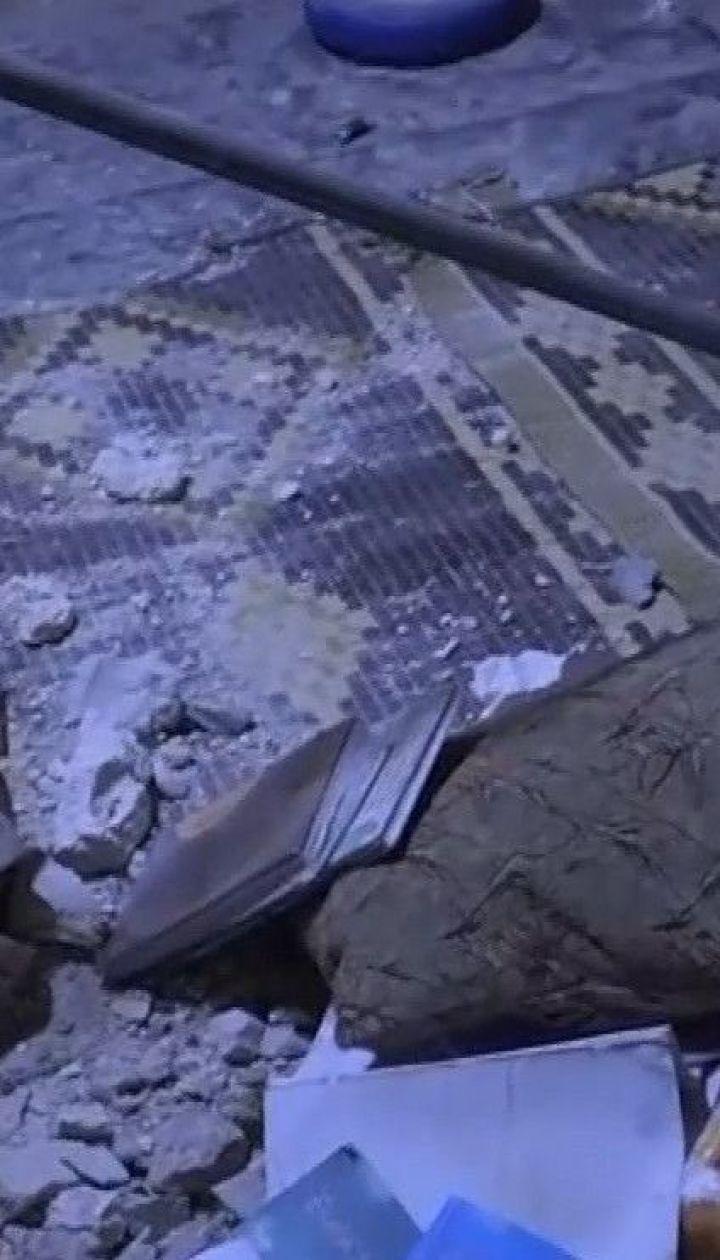 Сирійські урядові війська завдали авіаудар по таборові для біженців поблизу кордону з Туреччиною
