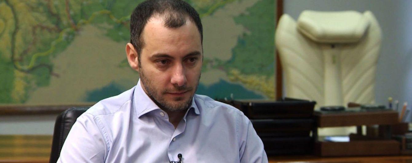 """Новый """"кассетный"""" скандал: глава """"Укравтодора"""" Кубраков опубликовал записи разговоров о своем увольнении"""