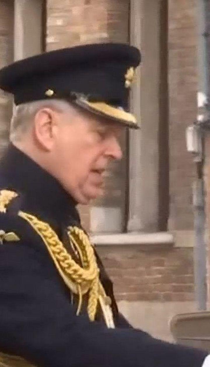 Принц Ендрю склав монарші обов'язки після скандалу з Епштейном