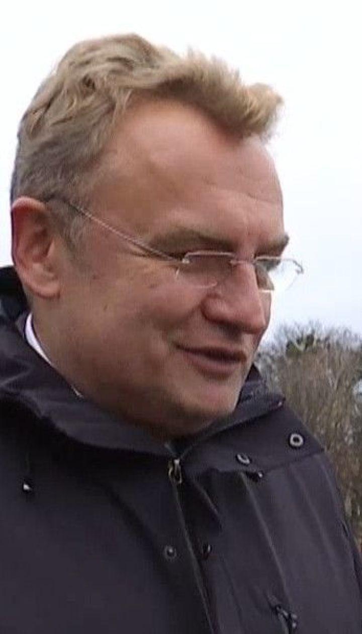 Антикоррупционная прокуратура обвиняет Андрея Садового в злоупотреблении властью