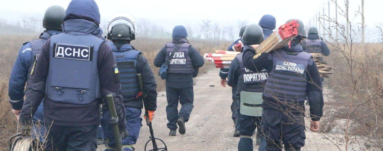 Украина вошла в первую пятерку стран мира по количеству жертв мин