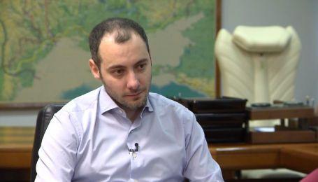 """Новоназначенный председатель """"Укравтодора"""" назвал свои первые шаги на этом посту"""