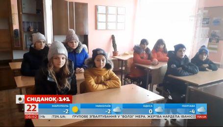 На Полтавщине из-за холода закрывают школы и детсады