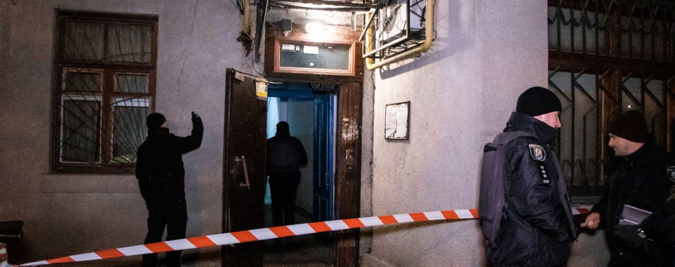 В жилом доме в центре Киева взорвался ресторан