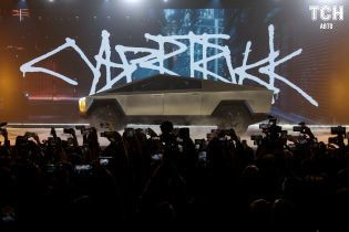 Пикап Tesla попал в клип известного американского рэпера. Видео