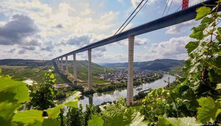 Другий за розміром міст Німеччини відкрили після восьми років будівництва