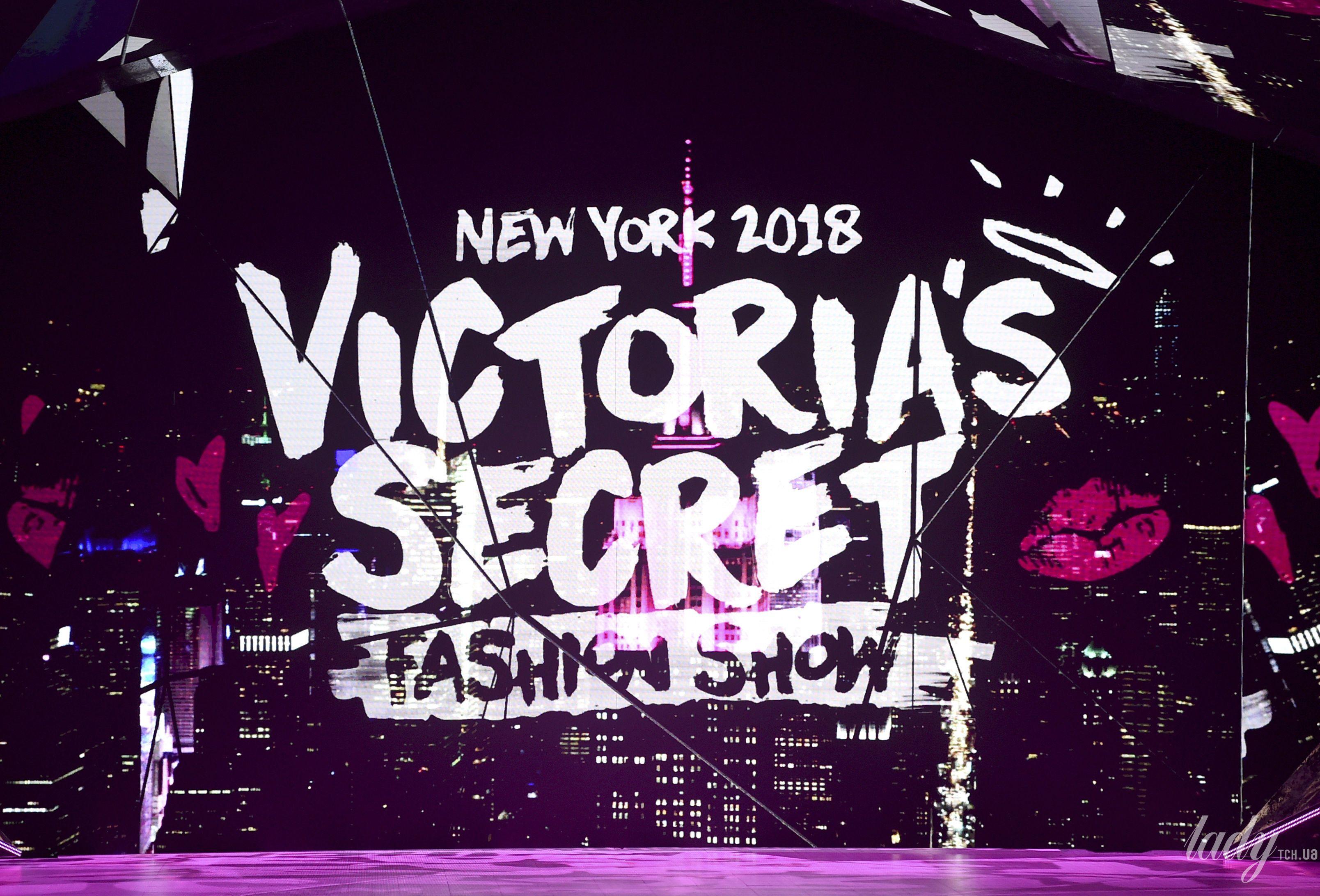 Шоу Victoria's Secret_1