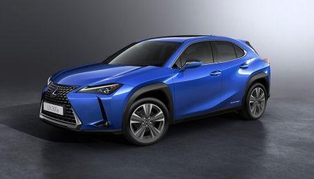 Lexus представил электрический кроссовер