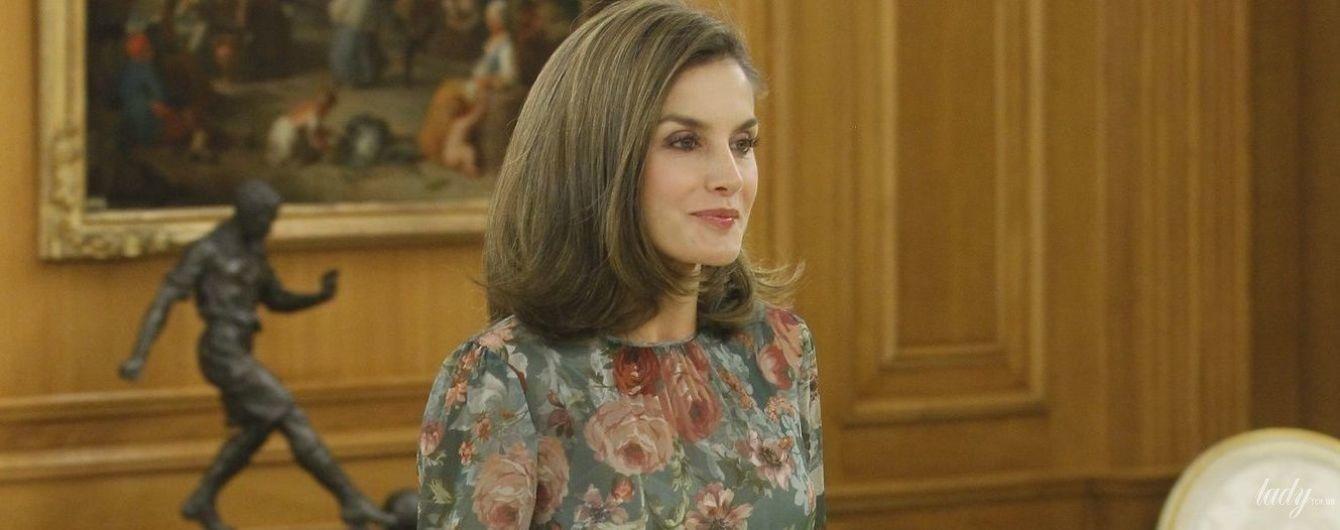 Дешево и стильно: бюджетные образы в гардеробе испанской королевы Летиции