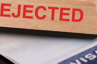 6 причин отказа в получении визы в США