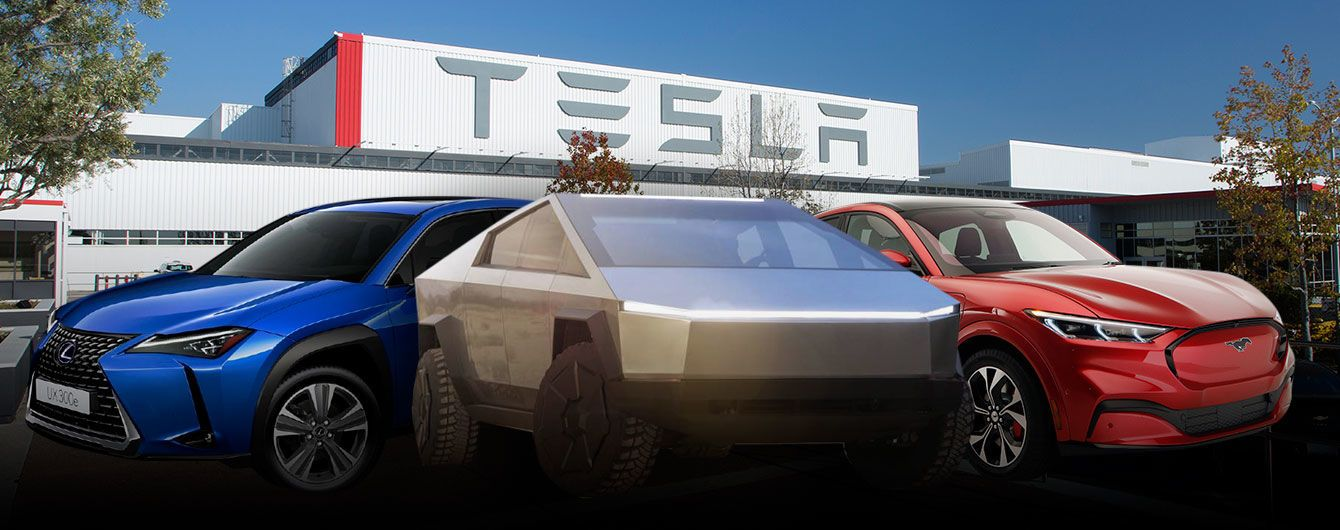 Пикап Tesla и электрический Mustang. Пять важнейших автоновостей за неделю