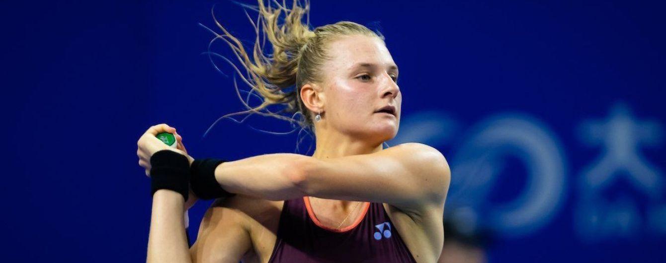 Ястремская претендует на престижную награду WTA