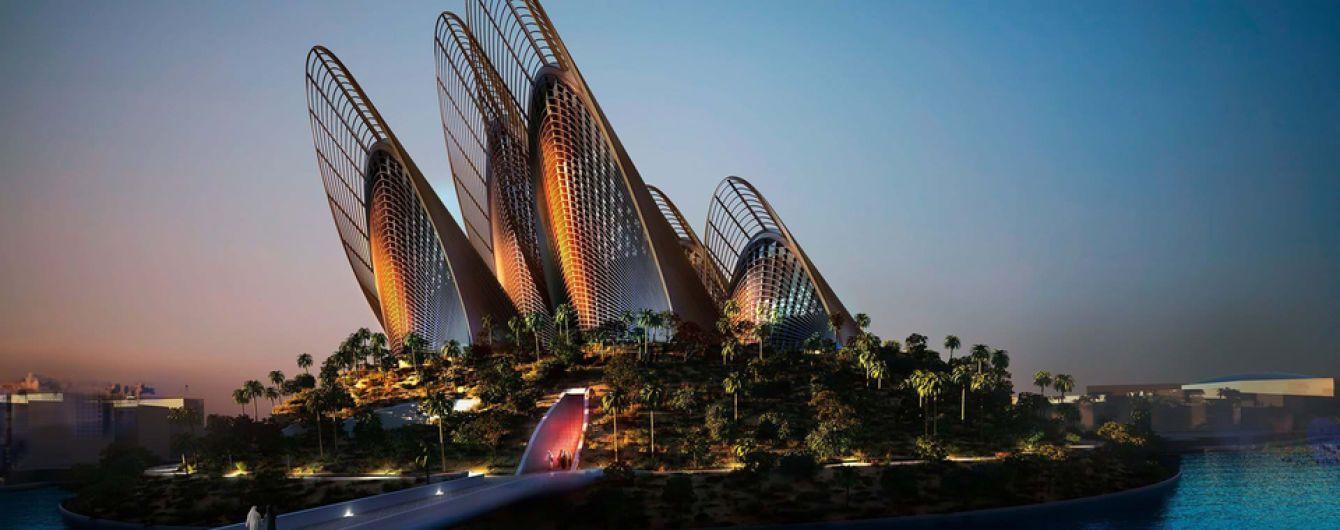 В Абу-Даби откроют новый музей