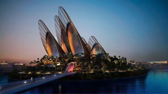 В Абу-Дабі відкриють новий музей
