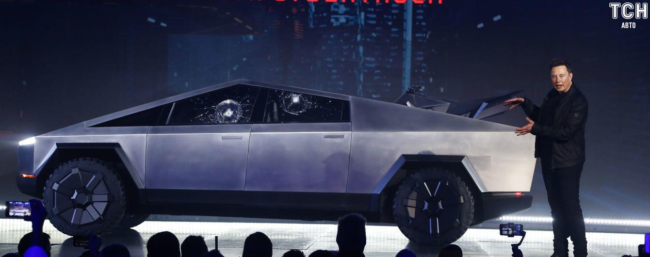 Маск представил футуристический електропикап от Tesla: главные детали нашумевшей новинки в инфографике