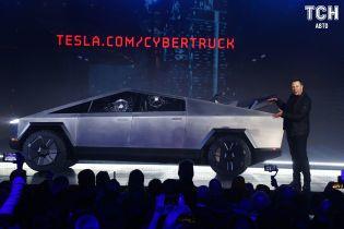 Маск представив футуристичний електропікап від Tesla: головні деталі нашумілої новинки в інфографіці