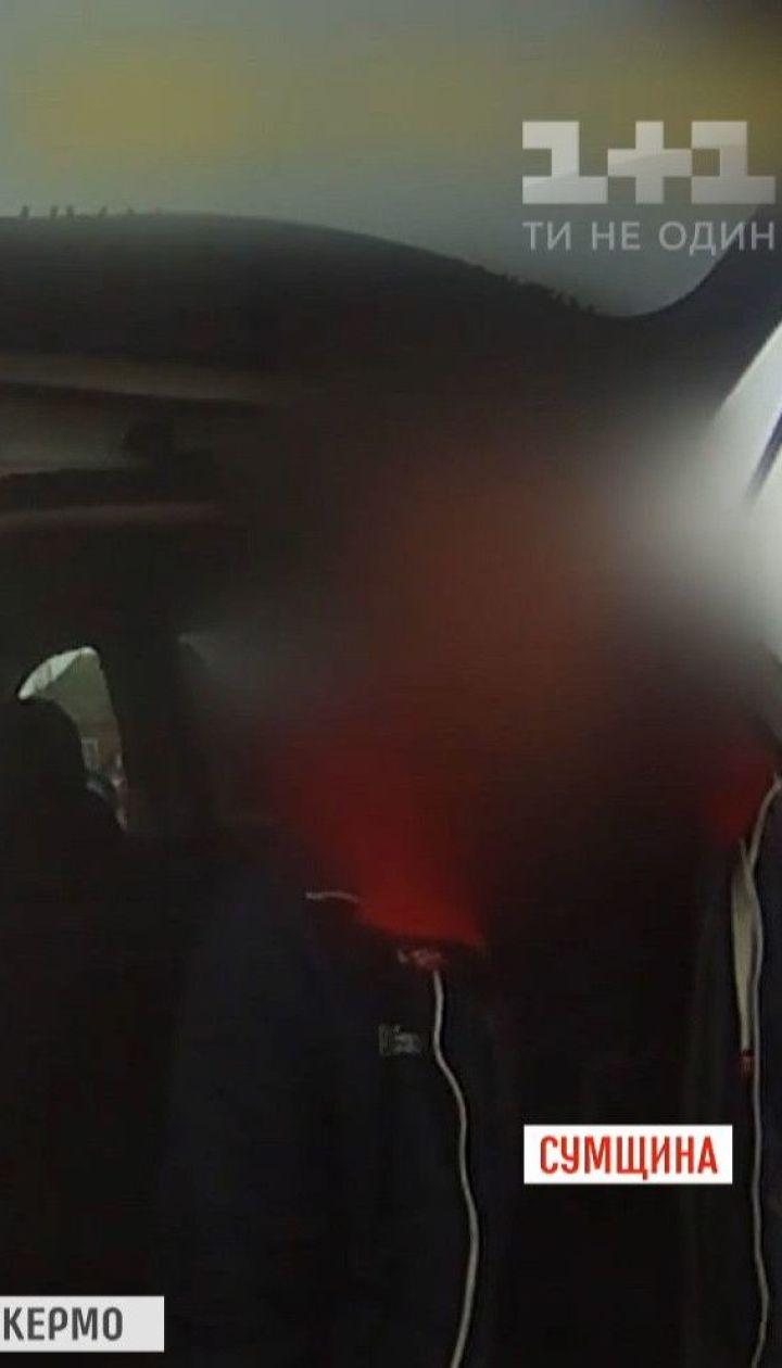 Патрульні на Сумщині 10 кілометрів ганялися за зухвалим водієм