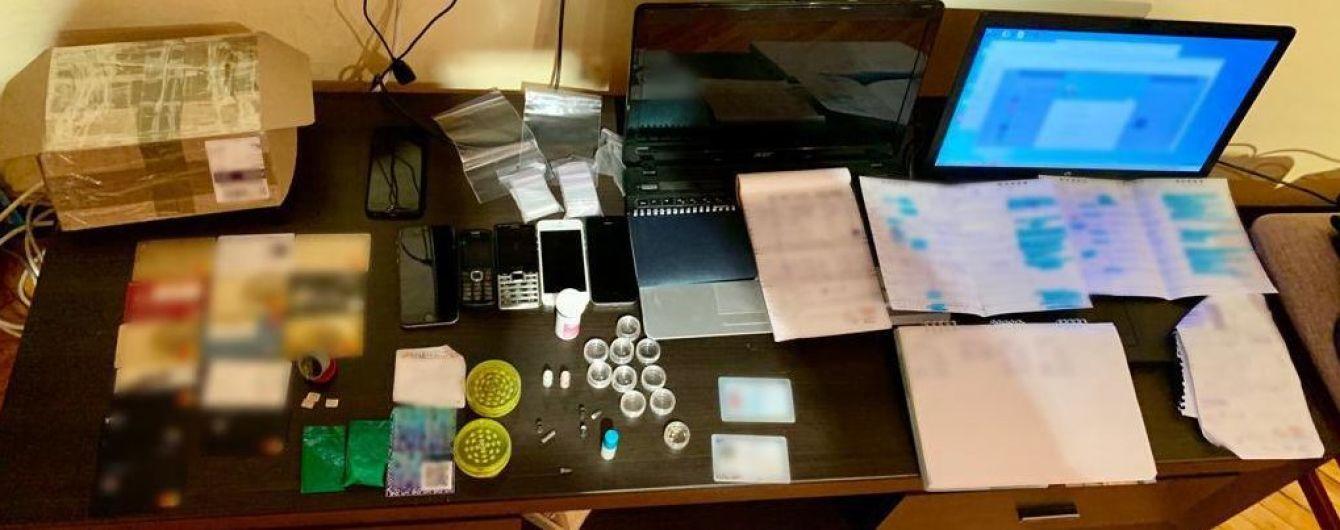В Харькове полиция ликвидировала интернет-магазин по продаже наркотиков