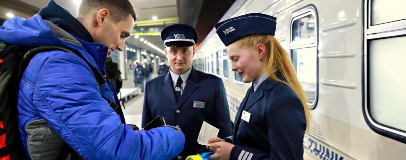 Опубліковано рейтинг найпопулярніших залізничних рейсів в Україні за минулий рік
