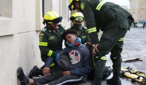 """Ще одна """"гаряча точка"""" на мапі: у Колумбії спалахнули масові безлади, є загиблі"""