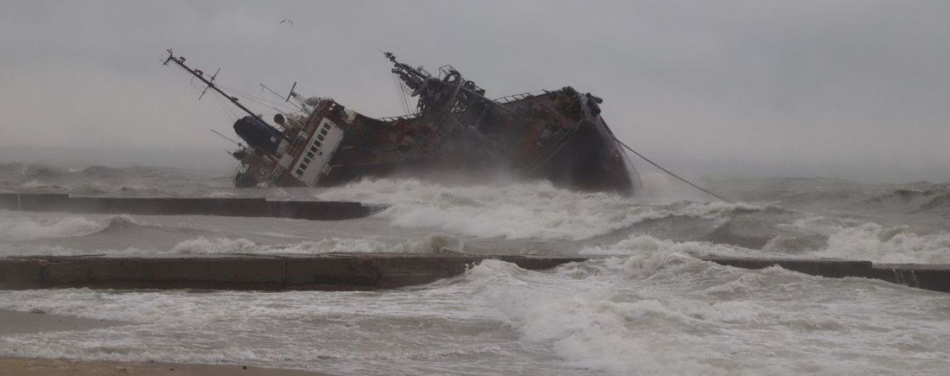 """Одесская власть просит признать ситуацию с танкером """"Делфи"""" чрезвычайной"""