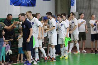 Чемпион Украины по футзалу победой завершил выступления в элит-раунде Лиги чемпионов