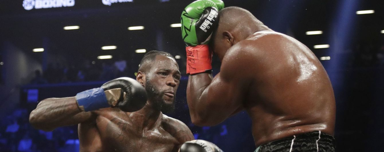 Уайлдер - Ортис: стали известны гонорары боксеров за бой-реванш