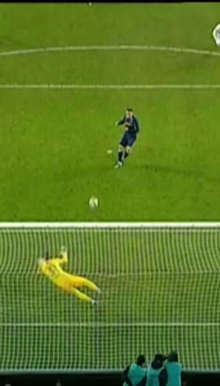 Дніпро-1 – Ворскла - 1:0. Відео голу Коркішка