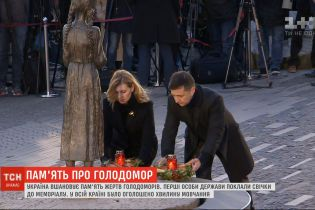 Геноцид цілого народу: Україна вшановує пам'ять жертв Голодоморів