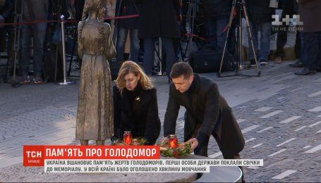 Геноцид целого народа: Украина чтит память жертв Голодоморов