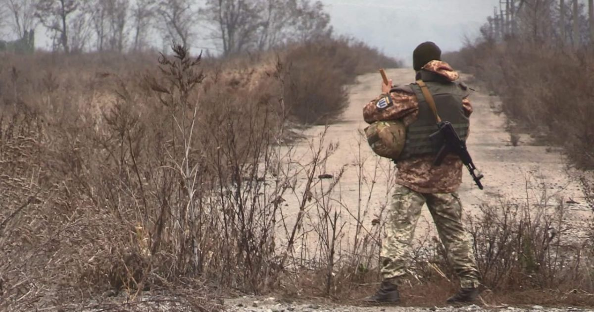 Розведення військ Богданівка-Петрівське