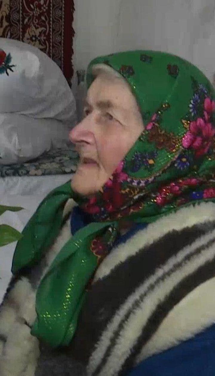 Екатерина Ременюк, которая пережила Голодомор и две войны, на днях отметила 106-летие