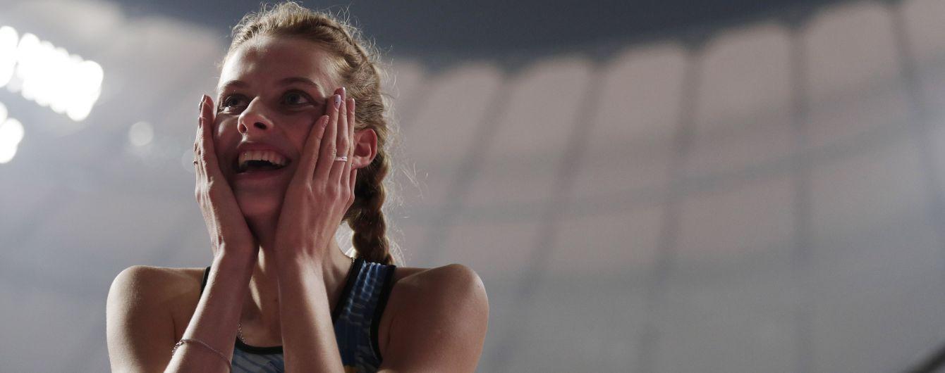 """""""Зірка, що сходить"""". Українка Магучіх визнана найкращою молодою легкоатлеткою світу"""