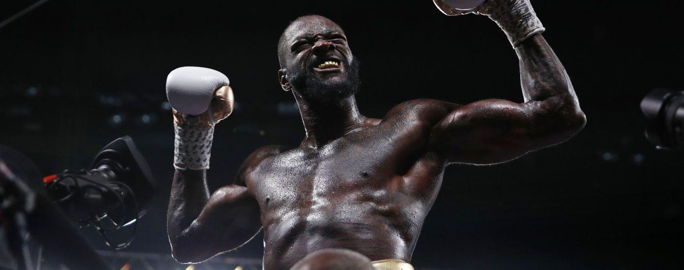 Уайлдер настроен победить Фьюри, а затем стать абсолютным чемпионом мира