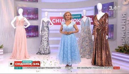 Как выбрать идеальное вечернее платье по типу фигуры - советы Екатерины Филиппенко