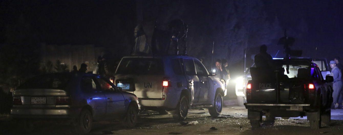В Кабуле снова прогремел мощный взрыв: есть погибшие