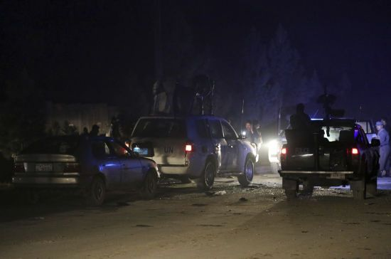 У Кабулі знову прогримів потужний вибух: є загиблі