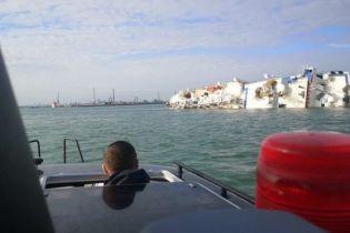 В Черном море перевернулся корабль с более 14 тыс. овцами на борту