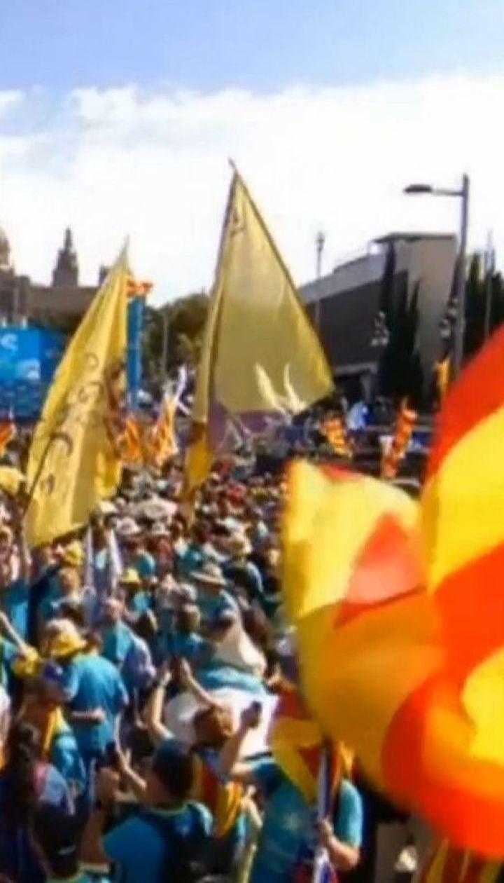 В Испании задержали украинца и россиянина из-за возможного вмешательства в каталонский референдум