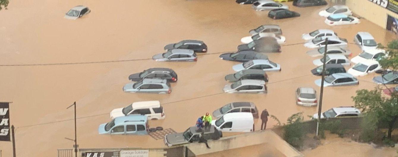 Наводнение во Франции унесло жизни двух человек