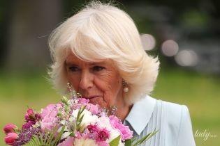 Ах, какая женственная: герцогиня Корнуольская посетила последнее мероприятие в туре по Новой Зеландии