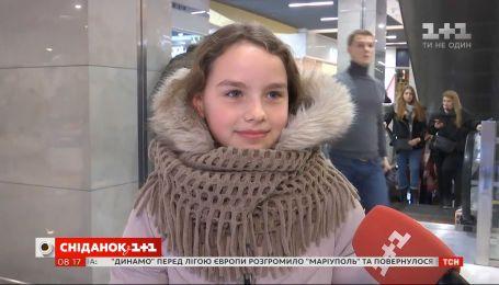 Много ли двигаются украинские дети – опрос Сніданка