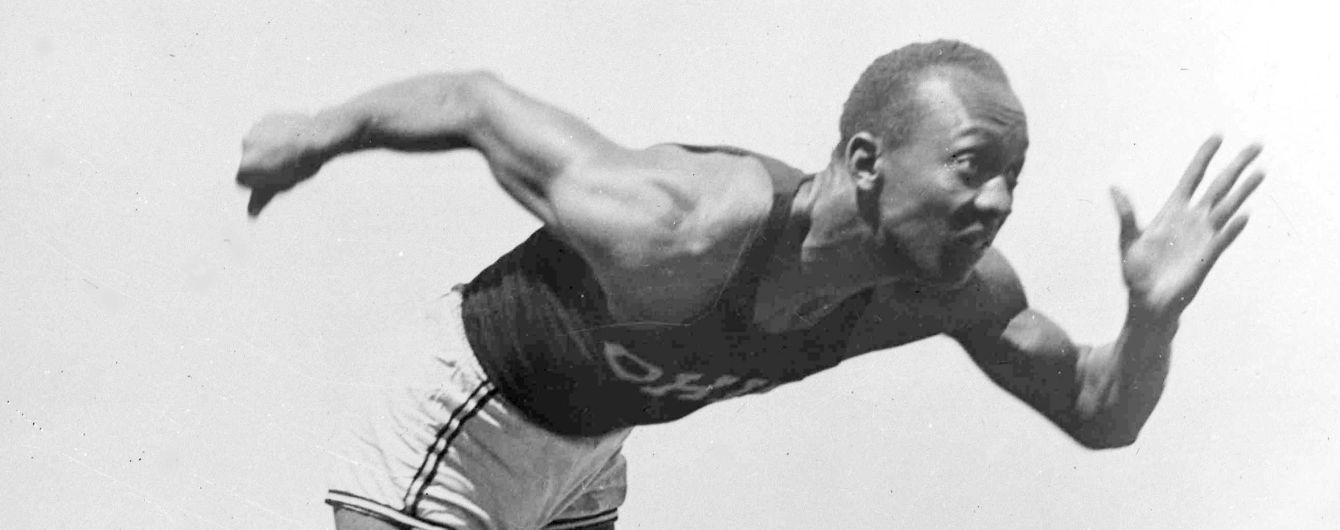Олімпійська медаль Джессі Оуенса з нацистського Берліна виставлена на аукціон за рекордну суму