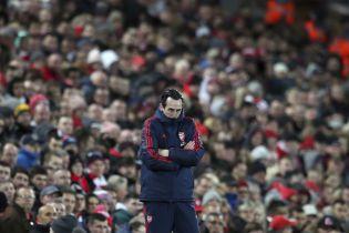 """Футболісти """"Арсенала"""" незадоволені роботою Емері - The Telegraph"""